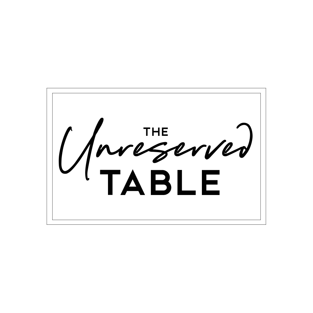The Unreserved Table